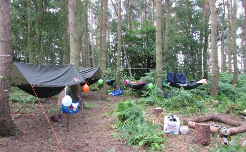 bashas buschraft and wild camping experience