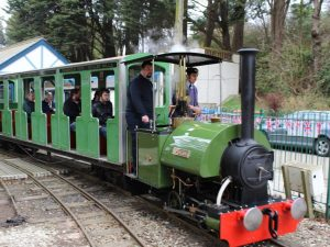 Steam Engine driver experience at North Bay Railway - Gold