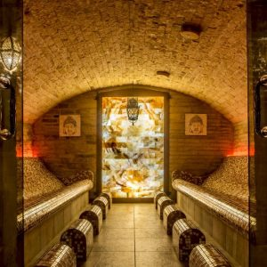 Ultimate Pampering Experience including thermal rooms