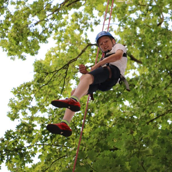 High Ropes Course at Hazlewood Castle