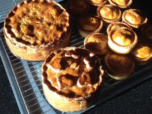 Pork Pie and Piccalilli making workshop