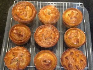 Pork Pie and Pasty making workshop