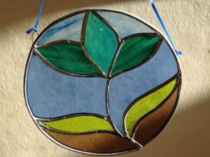 Group Stained Glass Taster Experience for Four People