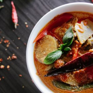 Authentic Malaysian Thai Cookery Experience