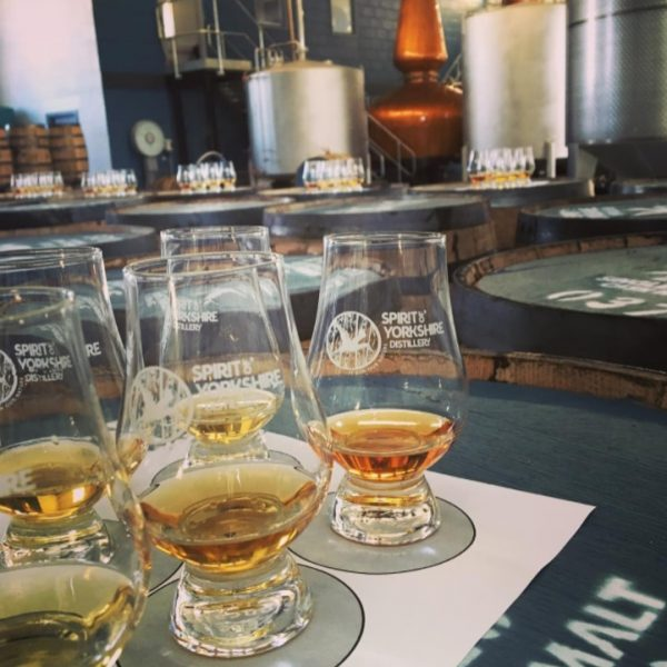 One Hour Yorkshire Whisky Distillery Tour and Tasting