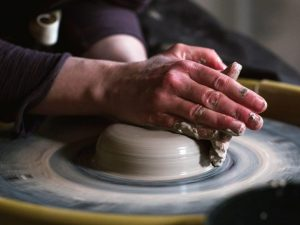 Leeds Pottery Throwing Experience