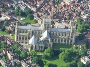 Flight to York Minster - Yorkshire Pleasure Flight