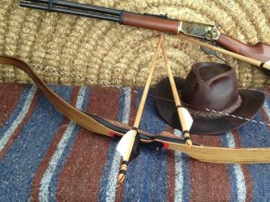 Archery, Axe Throwing & Air Rifles - a Wild West Experience