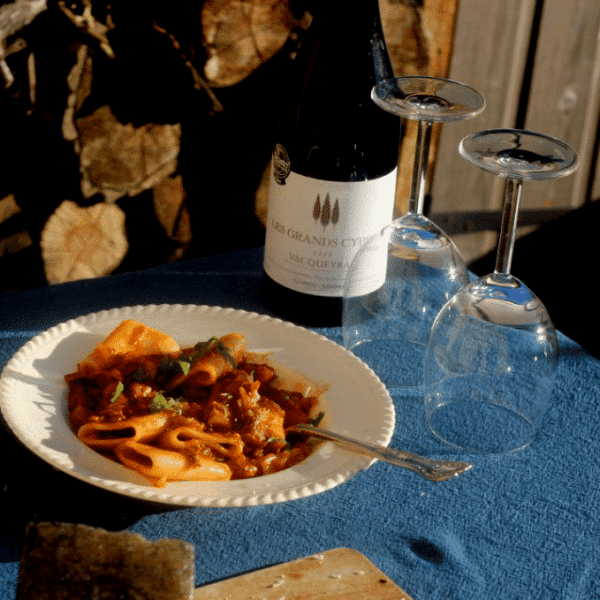 Slow Cooking and Wine Tasting Experience