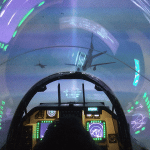 F16 Yorkshire Fighter Pilot Experience