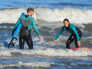 Private Surf Lessons at Dexters Surf School, Scarborough