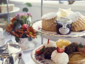 Classical Afternoon Tea near Richmond, North Yorkshire