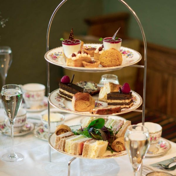 Classical Sparkling Afternoon Tea