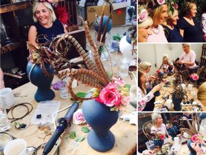 Group Fascinator Workshop