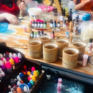 Cosmeti-Craft®️ Cosmetics Making Workshop With Gin Afternoon Tea