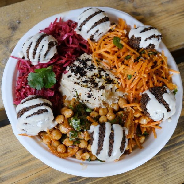 Vegan Guided Food Tasting Tour of York