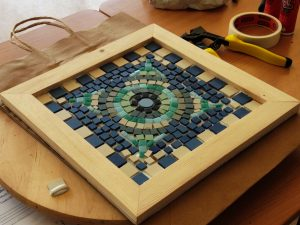 Interior Mosaic Workshop
