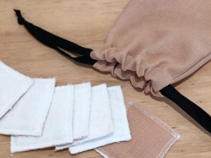 Reusable Make Up Wipes Group Sewing Experience