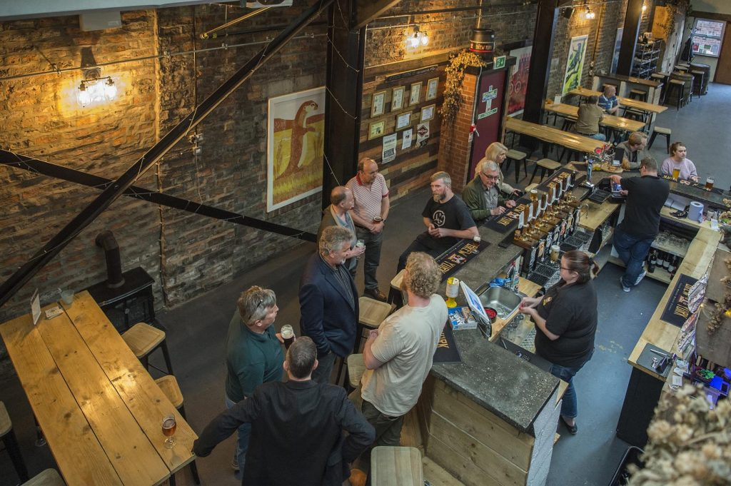Craft Beer Tasting Tours with Brewtown Tours