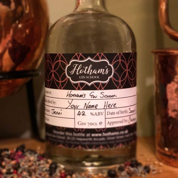 Leeds Gin Making Experience for Two