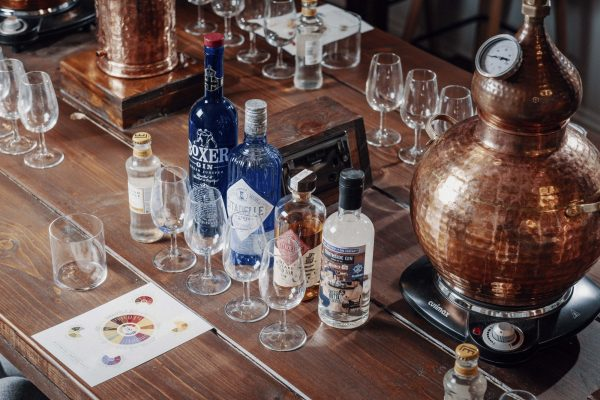 Leeds Gin Tasting Experience