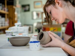 Full Day Pottery Wheel Experience