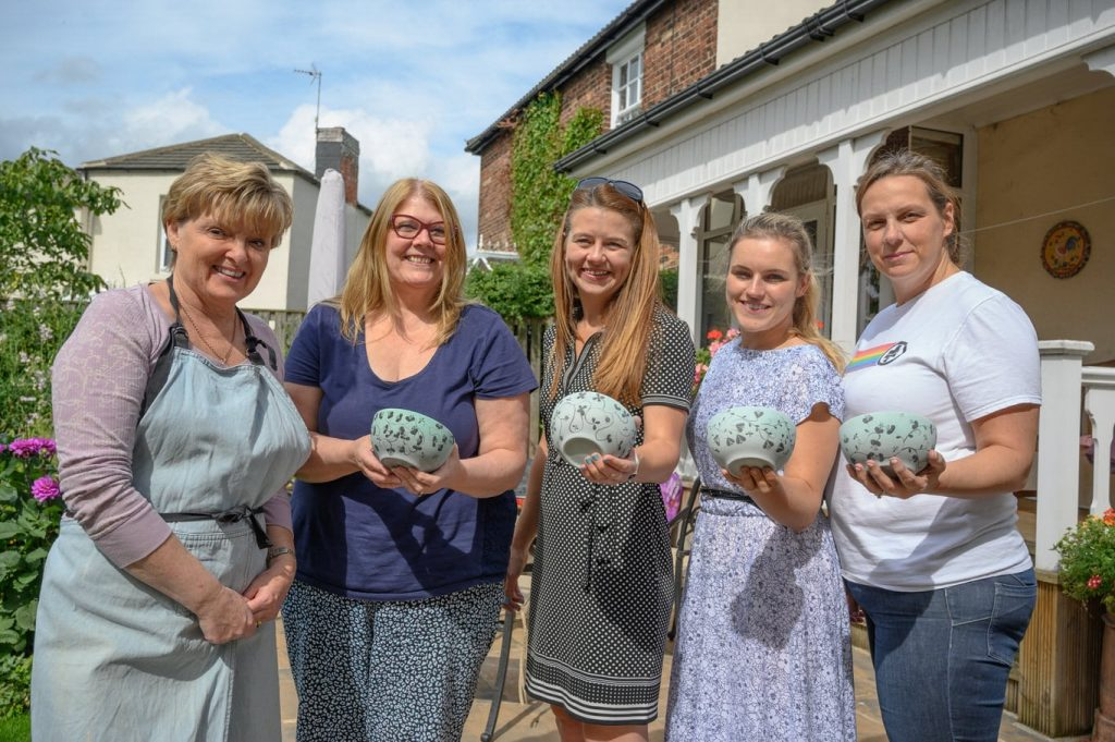 Pottery Hen Experience Yorkshire