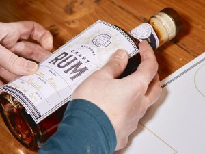 spiced rum creation classes