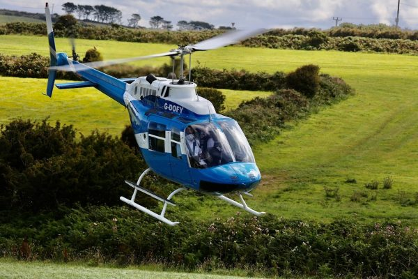 Yorkshire Helicopter Buzz Flight