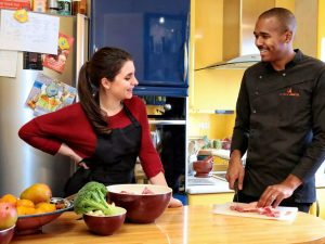 Cooking Masterclass with a Private Chef in Your Own Home