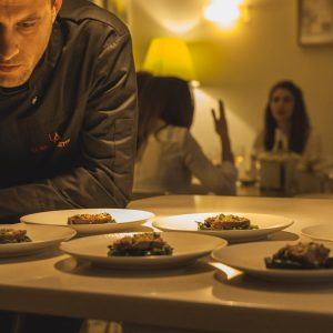 Group Dining Experience with a Private Chef