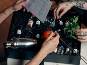 Online Cocktail Masterclass For Two