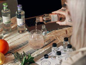 Online Gin Tasting Experience