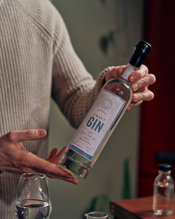 Online Gin Creation Experience