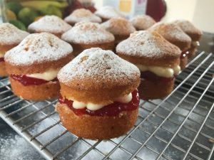 Online Interactive Zoom Cookery Class - Afternoon Tea