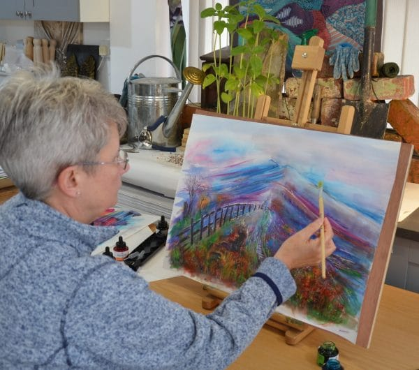 Still Life Drawing and Painting Experience