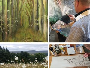 Still Life Drawing and Painting Experience in South Yorkshire