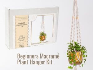Beginners Macrame Kit