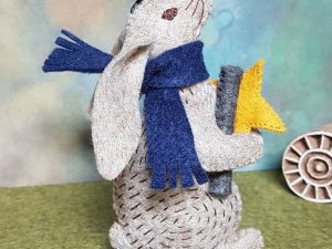 Dr Hare Stargazer Mini Felt Craft Kit by Corinne Lapierre