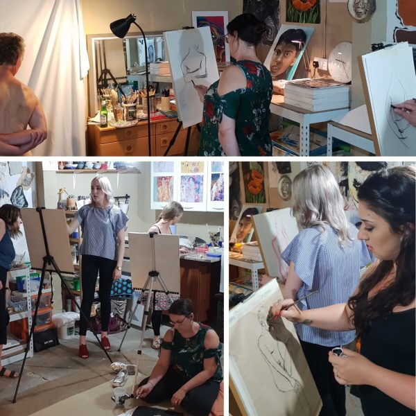 Life Drawing Experience