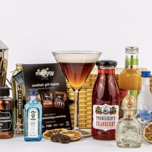 Deluxe Stay at Home Cocktail Experience - The Delight Hamper