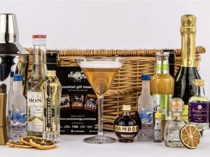 Premium Stay at Home Cocktail Experience - The Excite Hamper