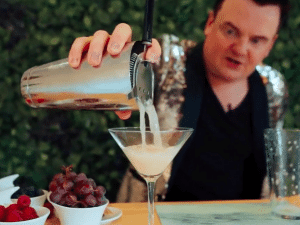 Group Virtual Cocktail Making Experience with Live Mixology Host