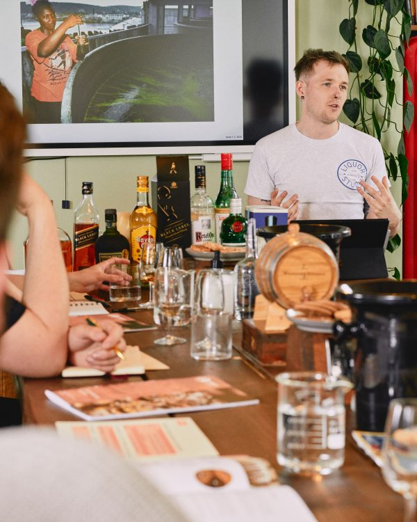 Leeds Rum and Mixer Tasting Experience