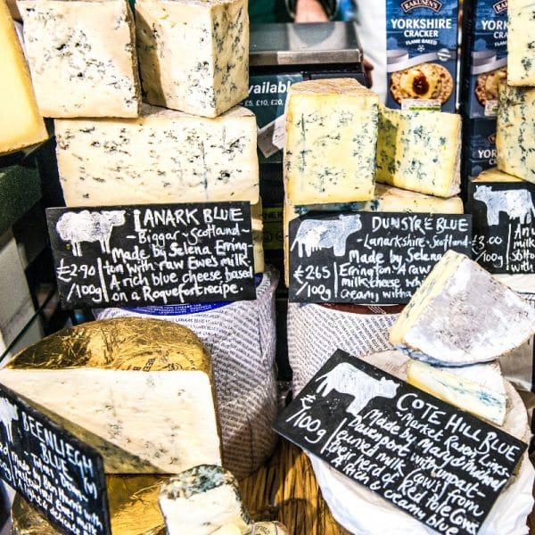 Blue Cheese : 26th March 2022
