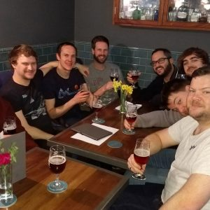 Craft Beer Tour of Leeds for Two People