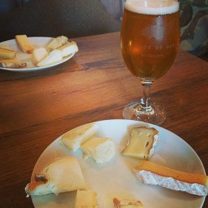 Online Cheese and Beer Tasting with Kirkstall Brewery
