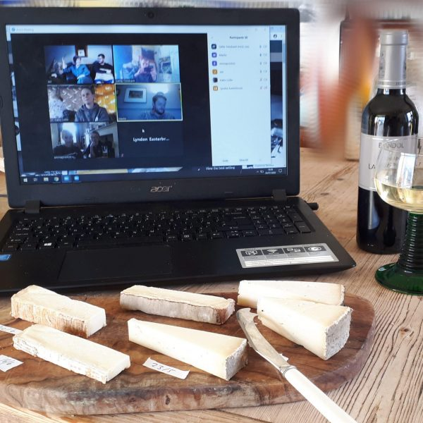 Online Cheese Tasting - Alpine Cheeses
