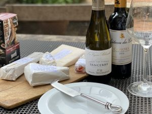 Online Cheese Tasting - Goats Cheese